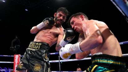 Anthony Crolla suffers another points defeat in second lightweight title fight against Jorge Linares