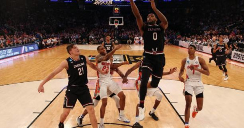 Basket - NCAA - South Carolina se hisse au Final 4 universitaire