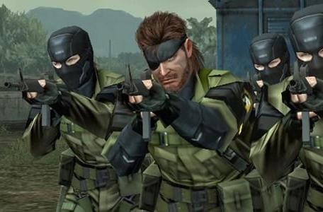 Konami expects Metal Gear Solid: Peace Walker to sell 3m, delays Metal Gear Arcade
