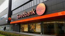 Swedbank sees first loss since 2009 on fine, coronavirus