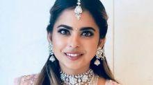 Birthday Special: Four Lavish Designer Lehengas Of Isha Ambani, Which  Are Totally Wedding-worthy