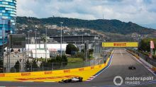 """F1 drivers call for changes to Sochi's """"worst corner"""""""