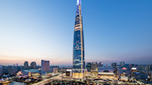 The most impressive skyscraper of 2018 has the fastest elevator in the world. Take a look.