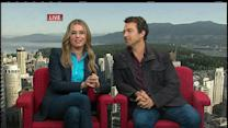 Actress Rebecca Romijn`s Twins Obsessed with Fellow Actor Jon Tenney