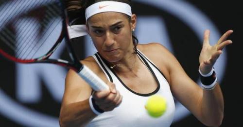 Tennis - WTA - Monterrey - Caroline Garcia qualifiée facilement pour les quarts de finale à Monterrey