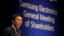 Samsung Elec sees green shoots in China smartphone business: co-CEO