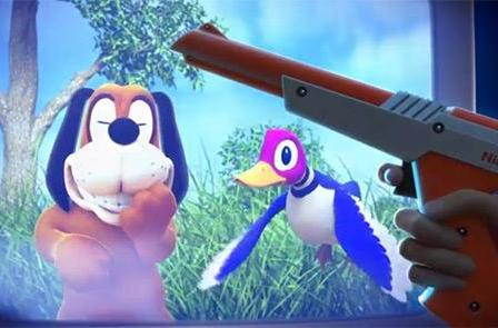 Duck Hunt tracking down Wii U Virtual Console