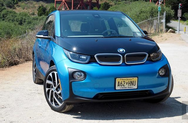 BMW's i3 is a long-range concept car you can actually buy
