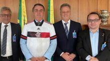 Casagrande acredita que egoísmo de Bolsonaro e Landim pode acabar com futebol brasileiro