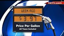 Lower prices at the pump a welcome sight