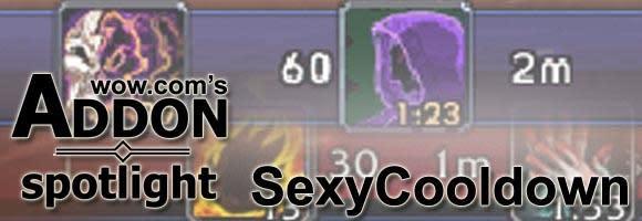 AddOn Spotlight: SexyCooldown