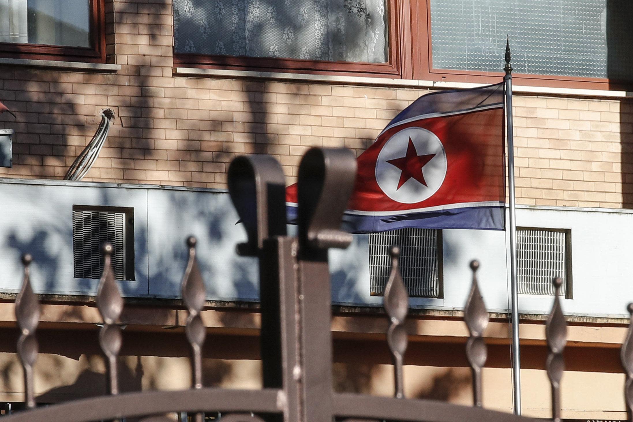 South Korea Koreas Diplomat in Hiding