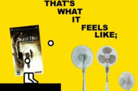 Zero Punctuation visits Silent Hill's origins and dies inside