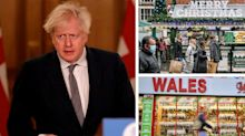 Wales sparks Christmas chaos with new COVID law in defiance of Boris Johnson