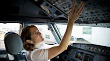 'Where's the captain?' – and other things passengers say to female pilots