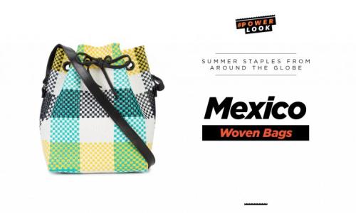 Mexico Woven Bags