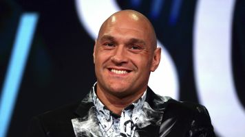Tyson Fury back in control of his own life story