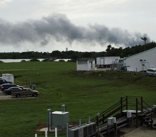 Was SpaceX's Exploding Falcon 9 Rocket Sabotaged?