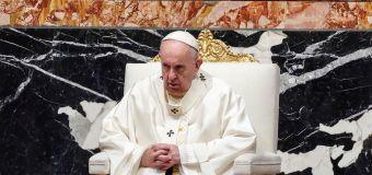 Papst nennt Mittelmeer «größten Friedhof Europas»