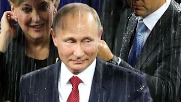 Real winner of World Cup? Vladimir Putin