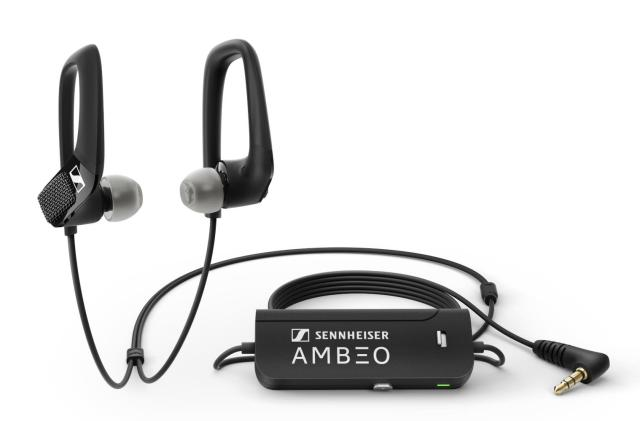 Sennheiser's Ambeo AR One are the first Magic Leap-certified headphones