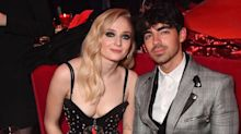 Joe Jonas Appears To Have Just Tattooed Sophie Turner's Face On His Neck