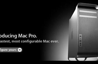 Apple announces Mac Pro - shipping today