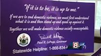 Governor delcares October Domestic Violence Awareness Month