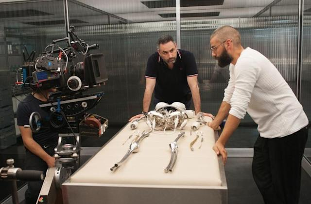 What's on your HDTV: 'Ex Machina', 'Bojack Horseman', 'God of War III'