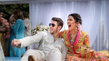 Priyanka Chopra's colourful wedding dress is the most beautiful thing we have ever seen