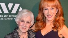 Kathy Griffin opens up about mother's dementia diagnosis: 'This is never easy for any child'