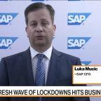 SAP CFO Sees `Challenging' Demand Environment Until Mid-2021