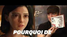 """Alita : Battle Angel"": Robert Rodriguez explique pourquoi Alita a de si grands yeux"