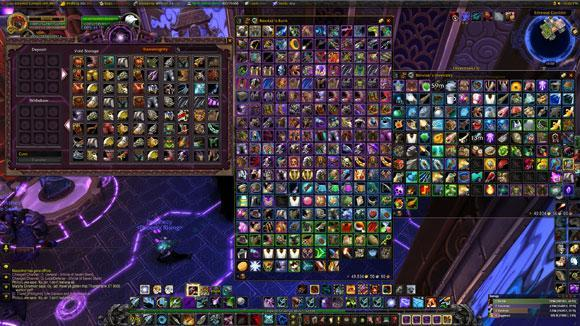 """""""A more elegant collection game"""" - Watcher on transmog"""
