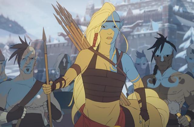 'The Banner Saga 2' comes to PC and Mac on April 19th
