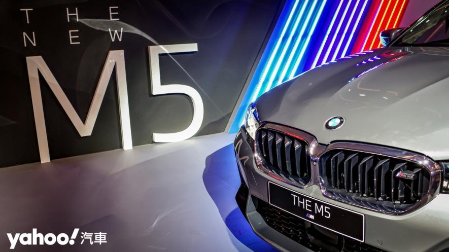 注意!紳裝暴徒來襲!2021 BMW M5、M550i與M2 CS登場! - 1