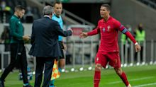 Santos on Ronaldo: Portugal cannot be better without the best in the world