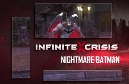 Meet the newest Infinite Crisis champions: Nightmare Batman and Wonder Woman