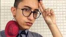 Com 'pocnejo', filho de Solimões quer representar os gays na música
