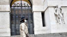 Borsa Milano parte in netto calo, ma sopra minimi, pesa ribasso Wall Street su coronavirus