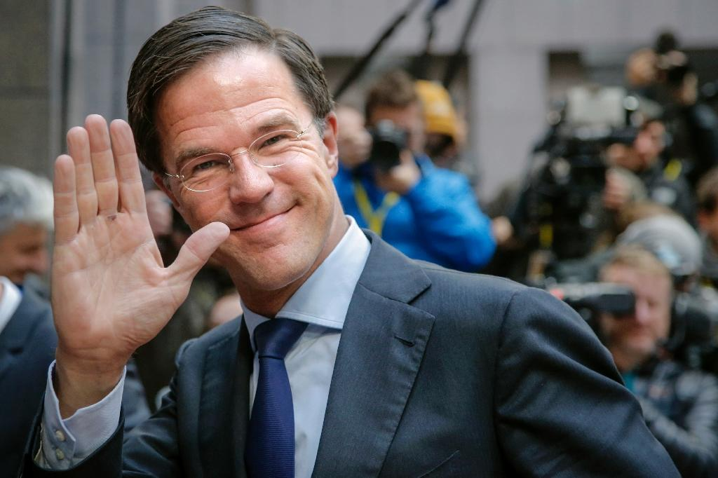 Netherland's Prime minister Mark Rutte is suggesting adding a clause about no-military cooperation, and no guarantees for Ukraine's accession to the European Union