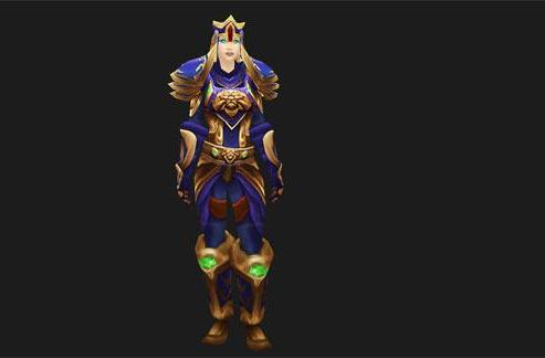 World of Wardrobe: Plate tier look-alikes for death knights