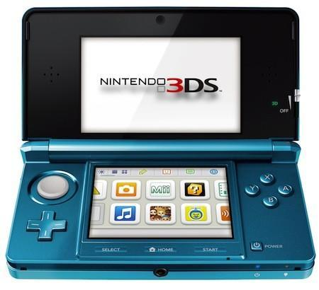 Nintendo posts earnings, drops 3DS from $249 to $169 August 12th, current owners get 20 free games