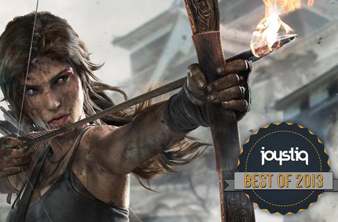 Joystiq Top 10 of 2013: Tomb Raider