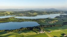 How to cycle on water in Austria's Lake District