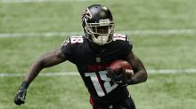 Week 4 fantasy football metrics notebook: Is it time to consider Calvin Ridley (and not Julio Jones) as the Falcons alpha WR?