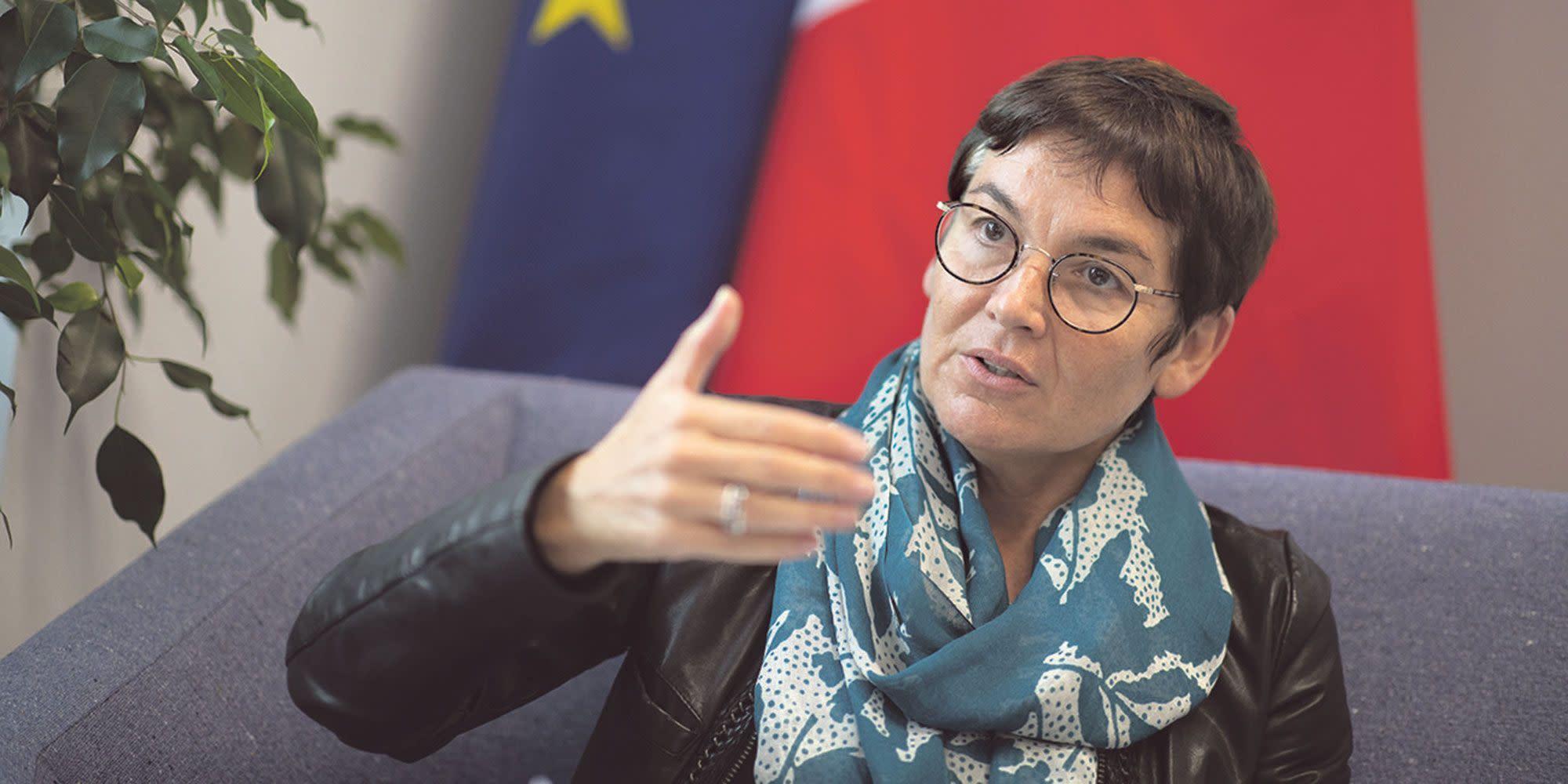 """TRIBUNE. Annick Girardin, ministre de la Mer : """"L'éolien en mer est une chance pour la France"""""""