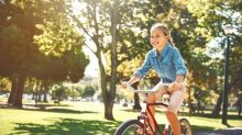 To deny children the simple joy of riding a bike is an abdication of our parental responsibilities