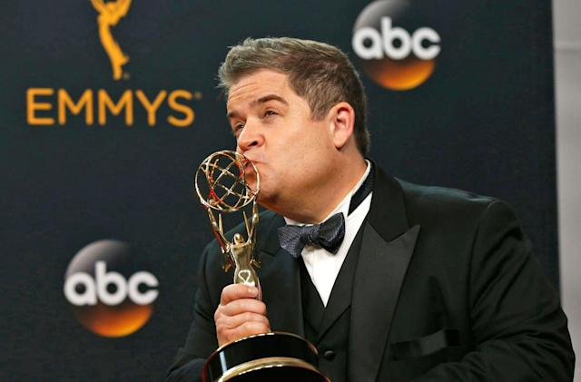 Patton Oswalt returns to Netflix this October with a new special