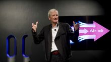 Dyson Moves HQ to Singapore as Asia Fuels Electric Car Dream